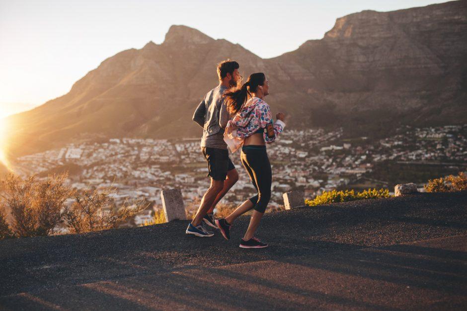 Guía rápida para ponerse en forma en pareja