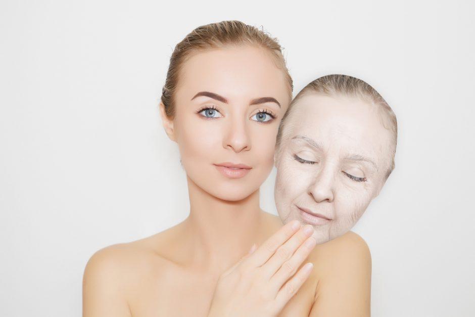 ¿Por qué se arruga la piel con la edad?