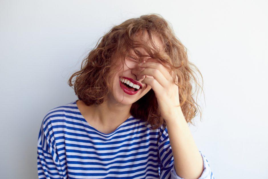 ¡Aprende a reírte de ti misma!