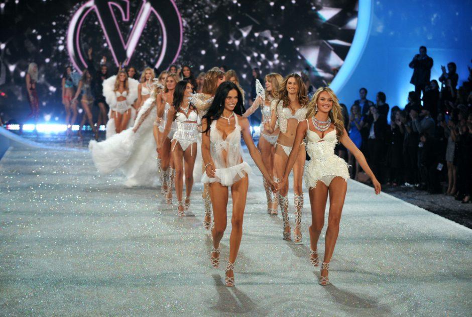La mejores trucos para tener unas piernas de ángel de Victoria's Secret