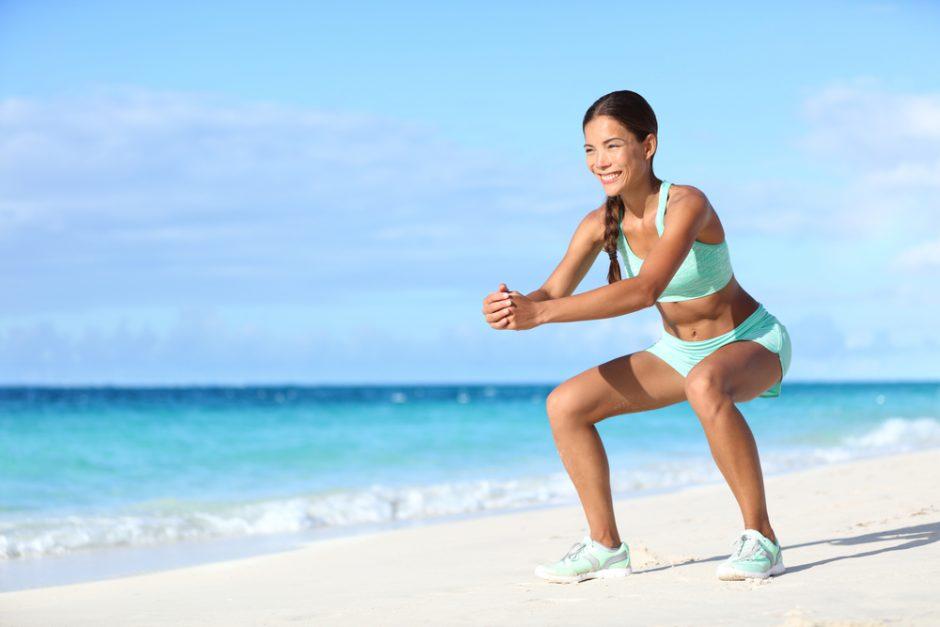 Ejercicios para eliminar la celulitis y tonificar tus piernas