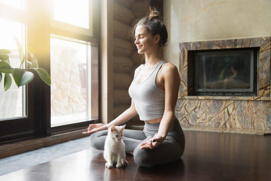 Meditación para bajar de peso: controla tu apetito de forma definitiva