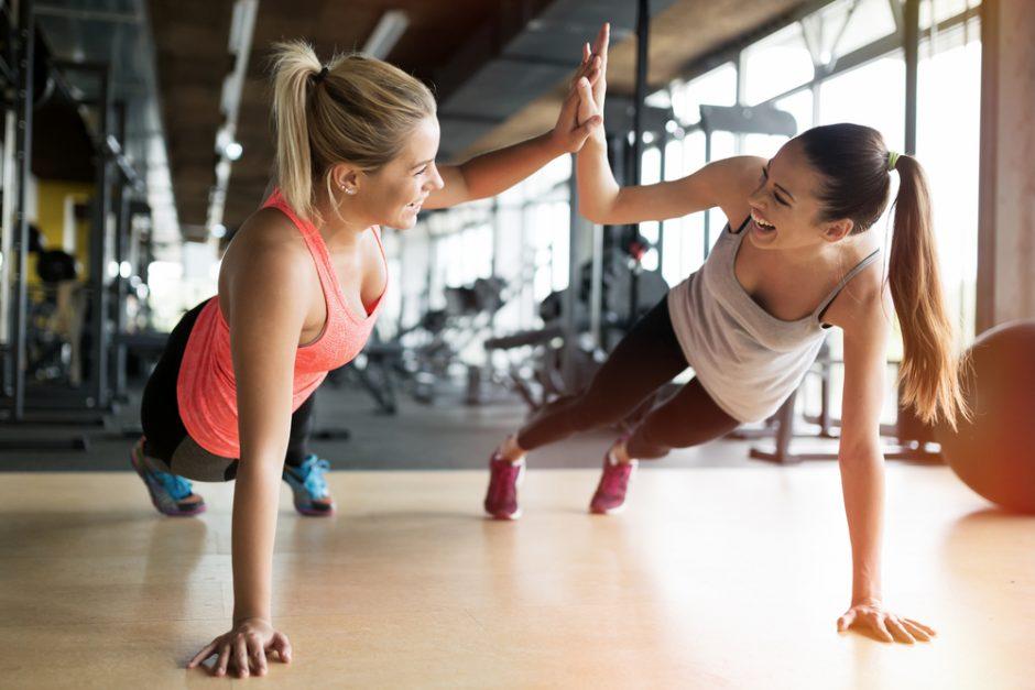 Los mejores trucos para vencer la pereza de ir al gym
