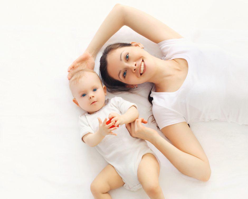Claves para lucir una piel bonita durante el postparto