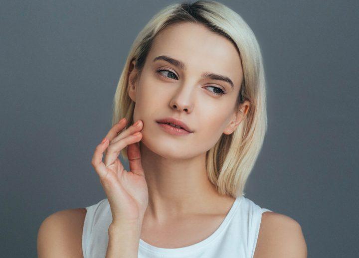 Cómo combatir la flacidez en el óvalo facial