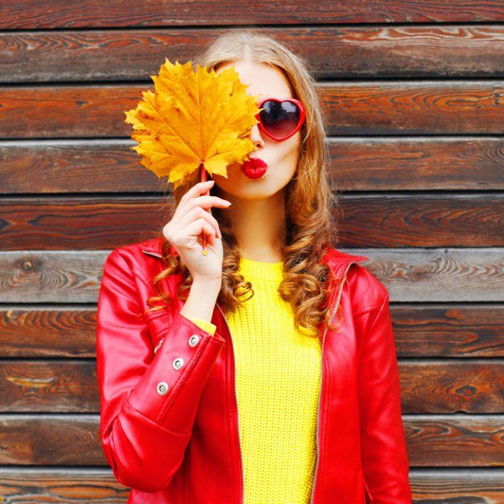¿Labios perfectos en otoño? Aunque haga frío, es posible
