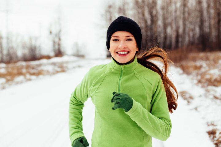 El frío no puede conmigo: la guía para seguir entrenando en invierno