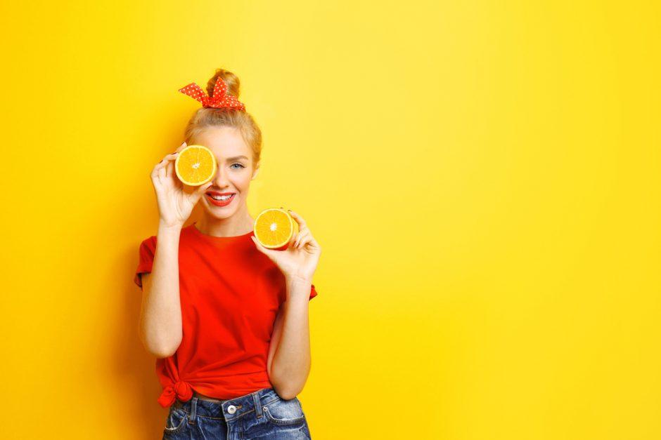 Te contamos todos los beneficios de la vitamina C para tu piel
