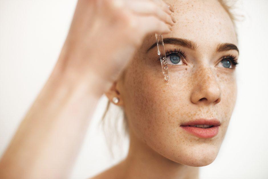 Conoce los beneficios del sérum con ácido hialurónico